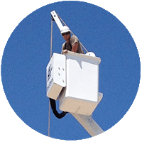 bucket truck maintenance round